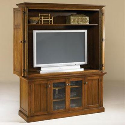 Picture of American Mix Entertainment Console Hutch