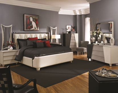 Picture of Beverly Boulevard Bedroom