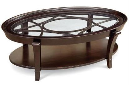 Picture of Blythe Oval Cocktail Table