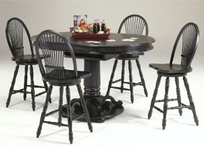 Picture of Cafe' Espresso Pub Set-Antique Black