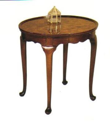 Picture of Kings Court Round End Table