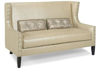 Picture of Huitt Leather Settee