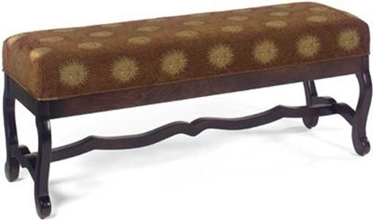 Picture of Jacob Bronze Bench