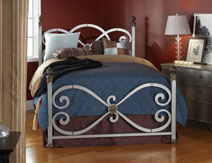 Picture of Ambroise Aged Nickel Bed
