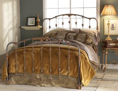 Picture of Nantucket Antique Reproduction Bed