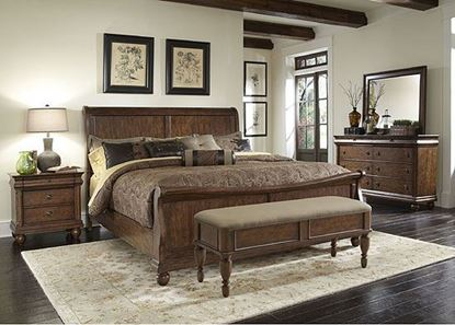 Picture of Rustic Traditions Bedroom
