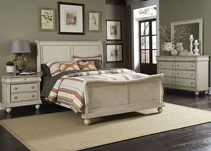 Picture of Rustic Traditions II Bedroom
