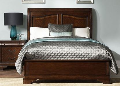 Picture of Alexandria Queen Panel Bed