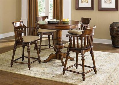 Picture of Crystal Lakes Pub Dining Set