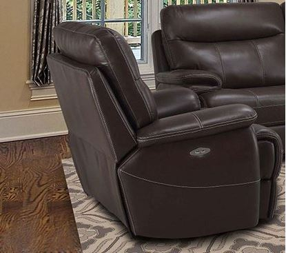 Picture of Dylan Mahogany Recliner