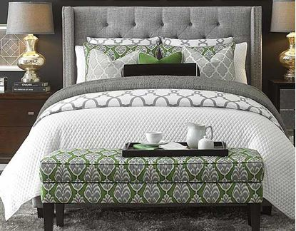 Picture of Dublin Upholstered Bedroom