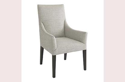 Picture of B MODERN-Austen Upholstered Arm Chair