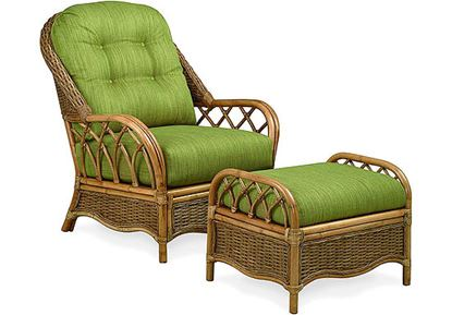Picture of Everglades Chair & Ottoman