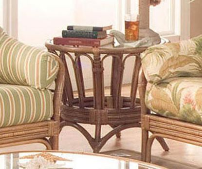 Picture of Moss Landing Round End Table