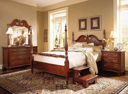 Cherry Grove Bedroom