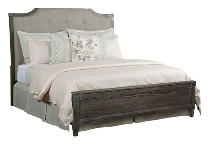 Ardennes Collection - Lorraine Upholstered Bed