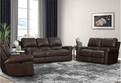TRAVIS - VERONA BROWN Power Reclining Collection MTRA-321PH-VBR by Parker House furniture