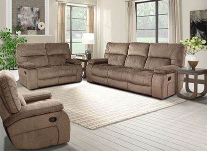 CHAPMAN - Manual Reclining Collection (MCHA-321-KON) with Kona fabric by Parker House furniture
