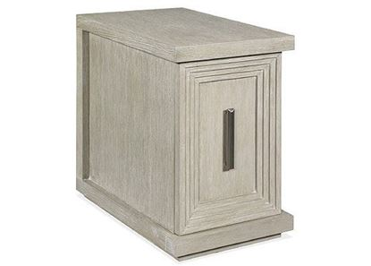Cascade Chairside Table 73412 by Riverside furniture