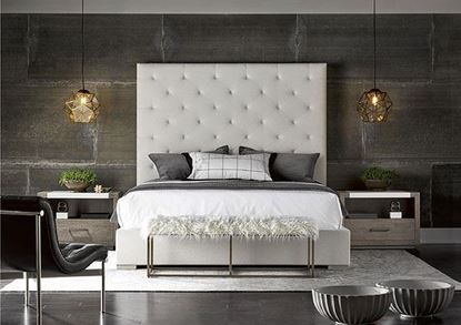 Modern Bedroom Collection with Brando bed