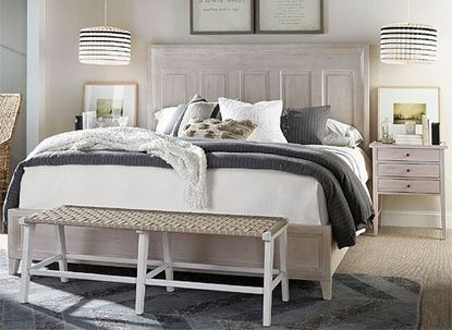MODERN FARMHOUSE Bedroom Collection with Haines Bed
